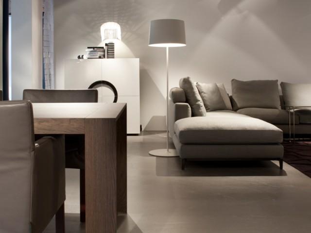 modern interieur hout