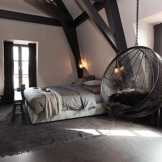... Kleuren: Slaapkamers idee?n voor een slaapkamer met wit roze en grijs