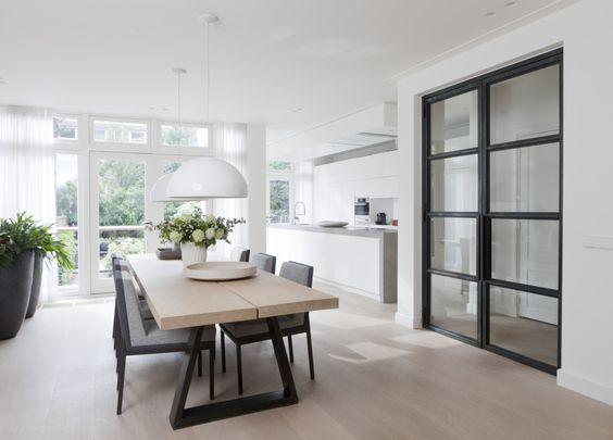 Donkere Keuken Licht Blad : Open keuken: 7x Inspiratie & Tips/ Interieur Inspiratie