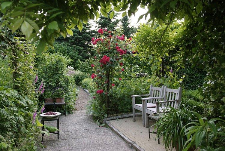 Landelijke tuin tips en voorbeelden - Tuin fotos ...