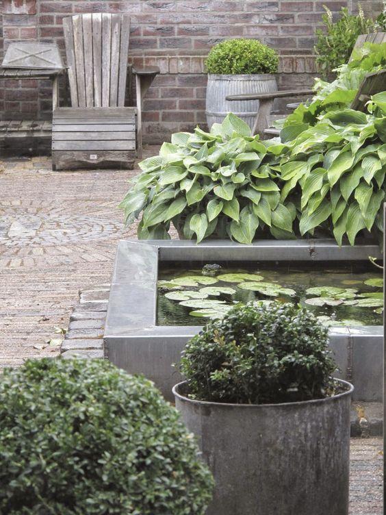 Landelijke tuin tips en voorbeelden for Tuinontwerp tips