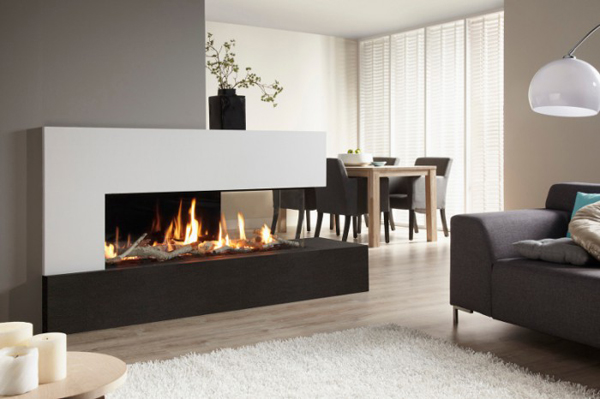 Moderne woonkamer in je huis interieurtips inspiratie for Interieur woonkamer modern