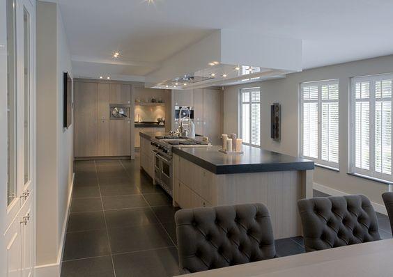 Moderne Open Keukens : Open keuken inspiratie tips interieur inspiratie