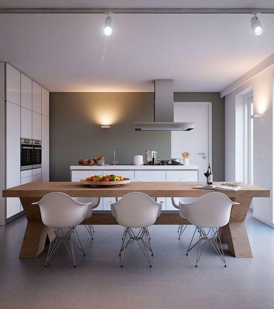 open keuken modern