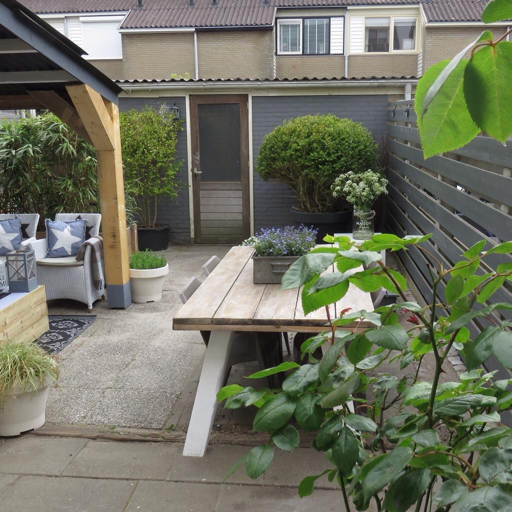 betaalbare tuin